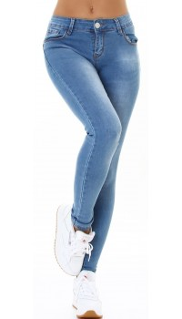 Push UP Jeans hlače Y1145